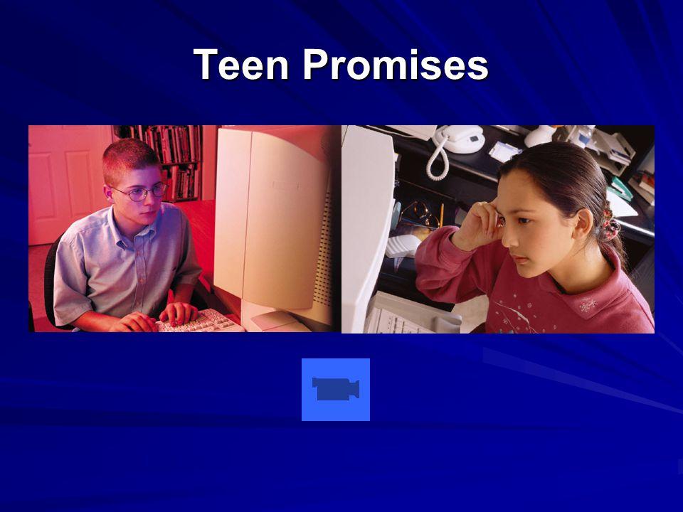 Teen Promises