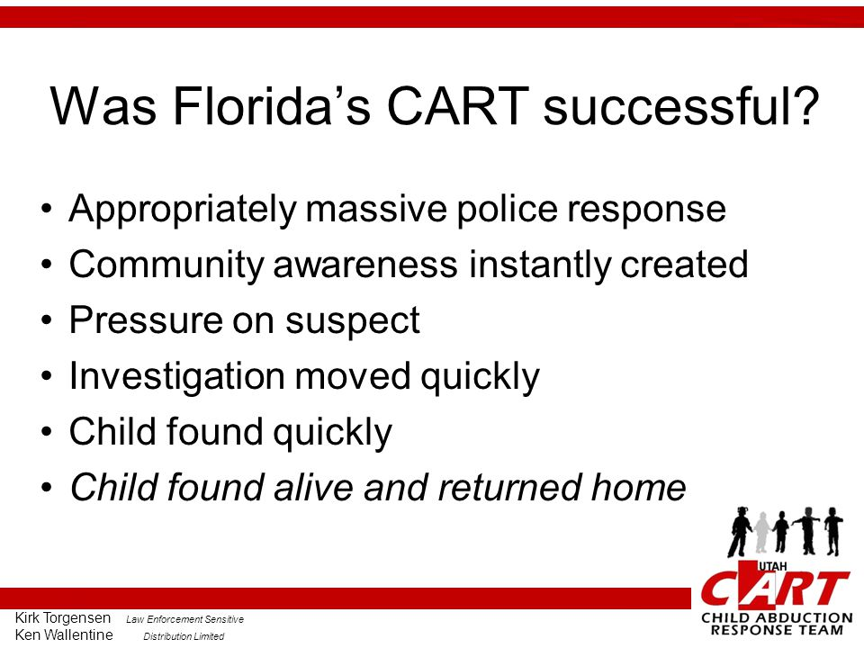 Was Florida's CART successful