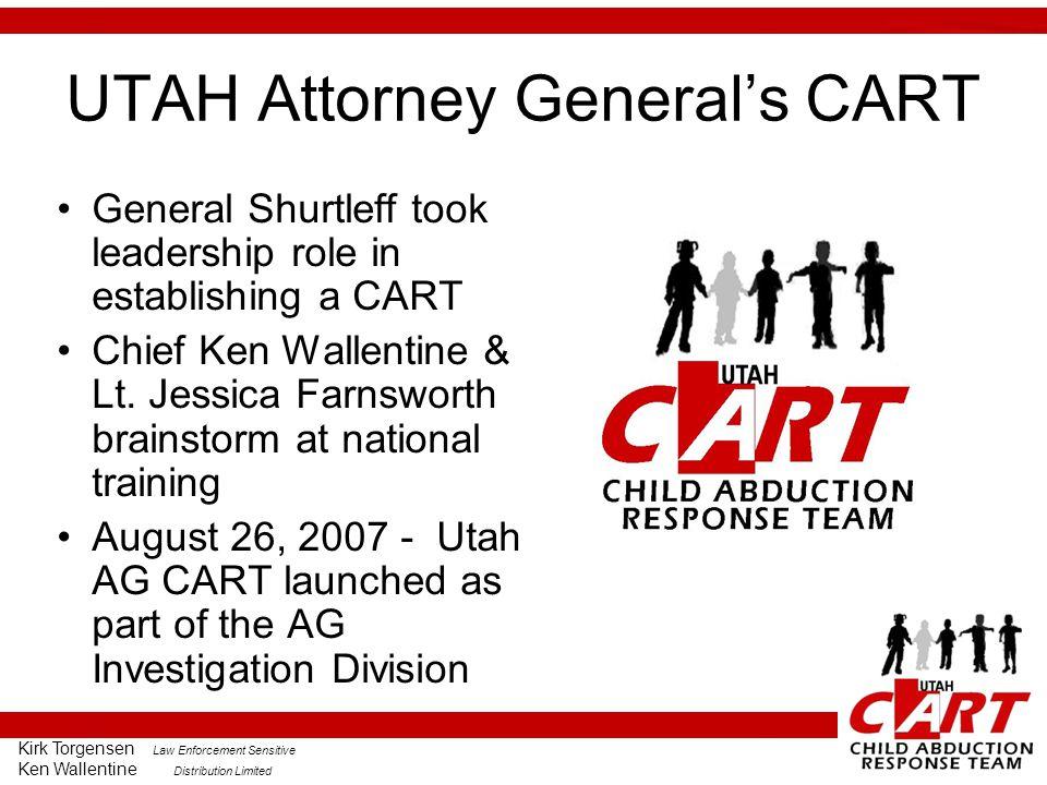 UTAH Attorney General's CART
