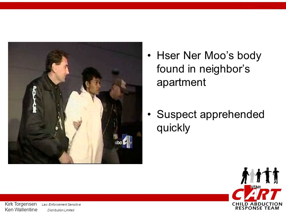 Hser Ner Moo's body found in neighbor's apartment