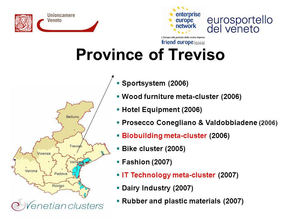 Province of Treviso Sportsystem (2006)