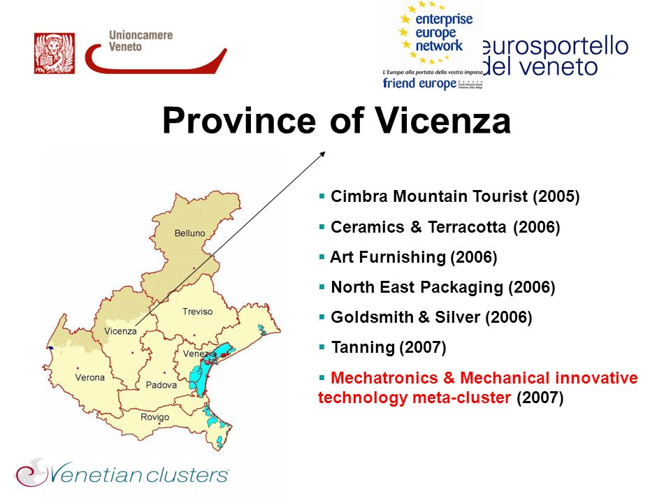 Province of Vicenza Cimbra Mountain Tourist (2005)