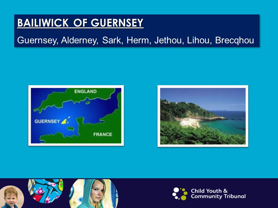 BAILIWICK OF GUERNSEY Guernsey, Alderney, Sark, Herm, Jethou, Lihou, Brecqhou.