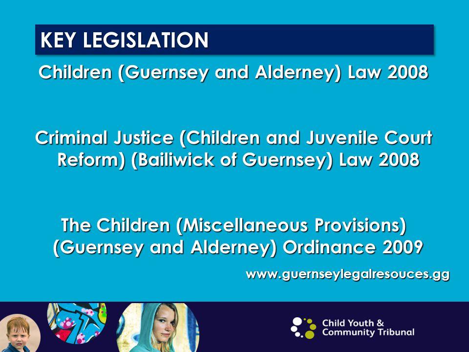 Children (Guernsey and Alderney) Law 2008