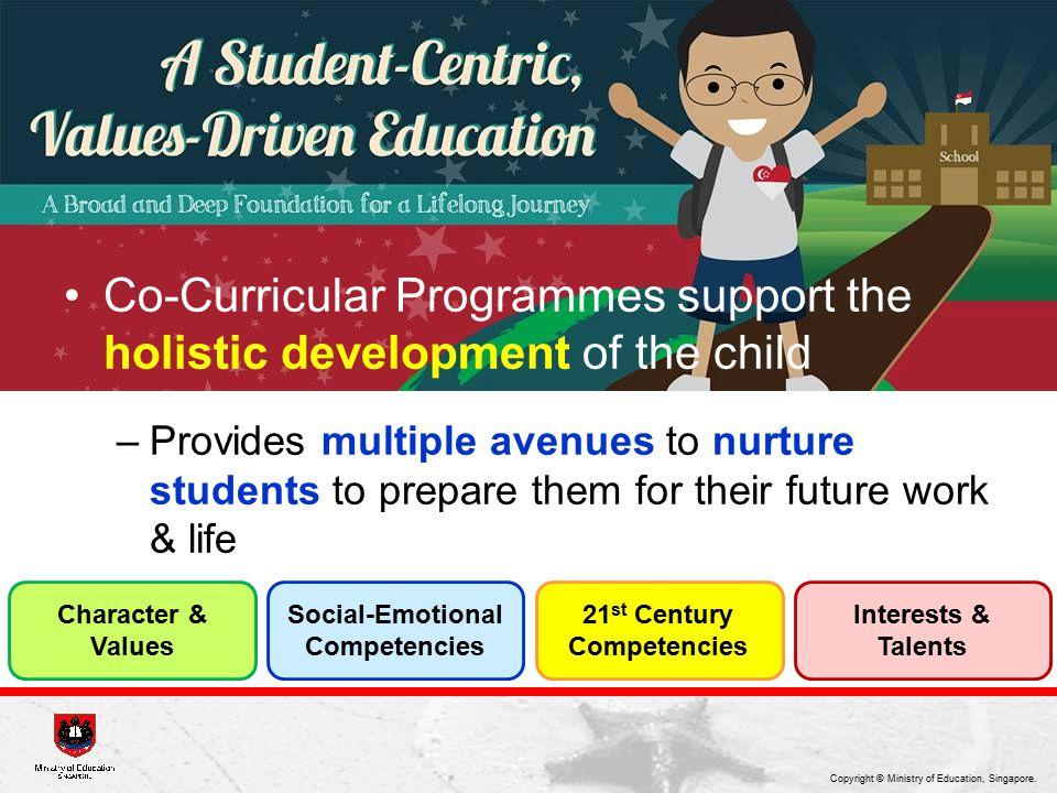 Social-Emotional Competencies 21st Century Competencies