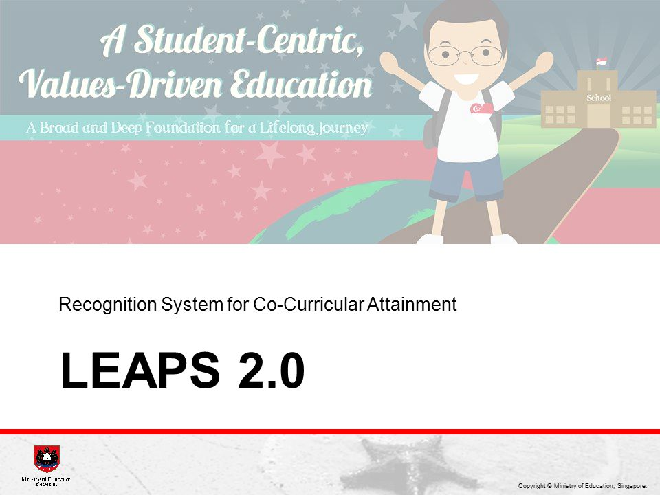 Recognition System for Co-Curricular Attainment