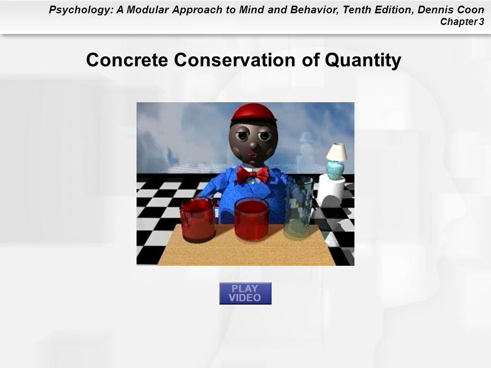 Concrete Conservation of Quantity