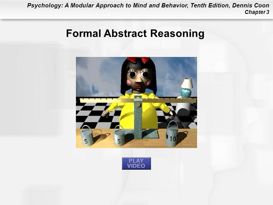 Formal Abstract Reasoning