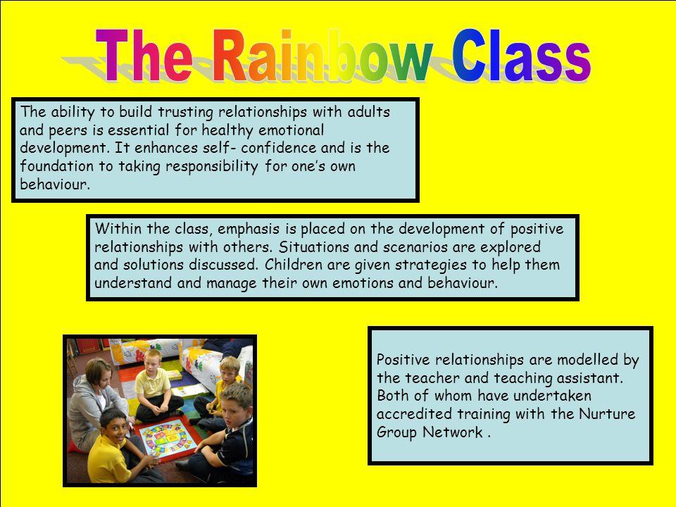 The Rainbow Class