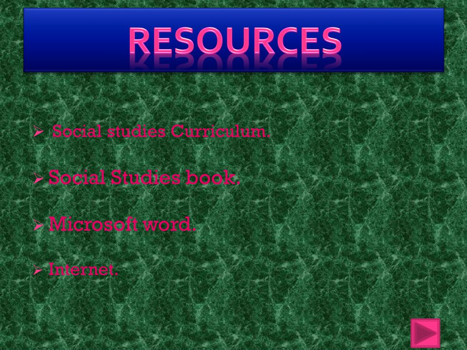Resources Social studies Curriculum. Social Studies book.