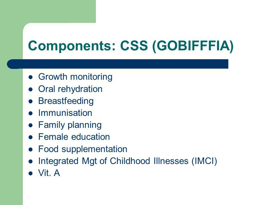 Components: CSS (GOBIFFFIA)