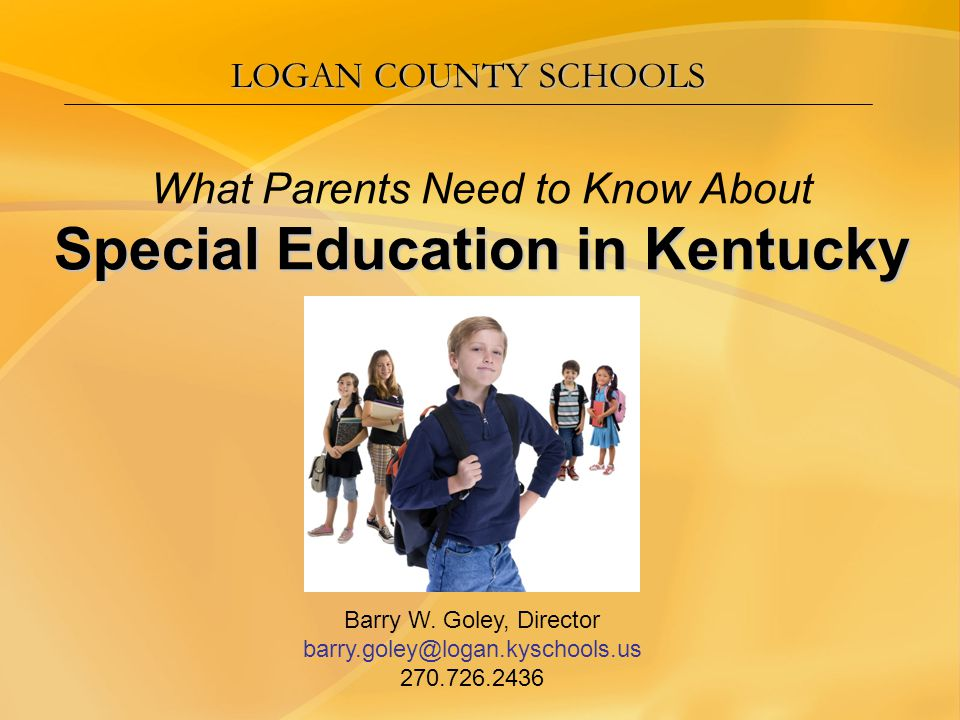 What Parents Need to Know About Special Education in Kentucky