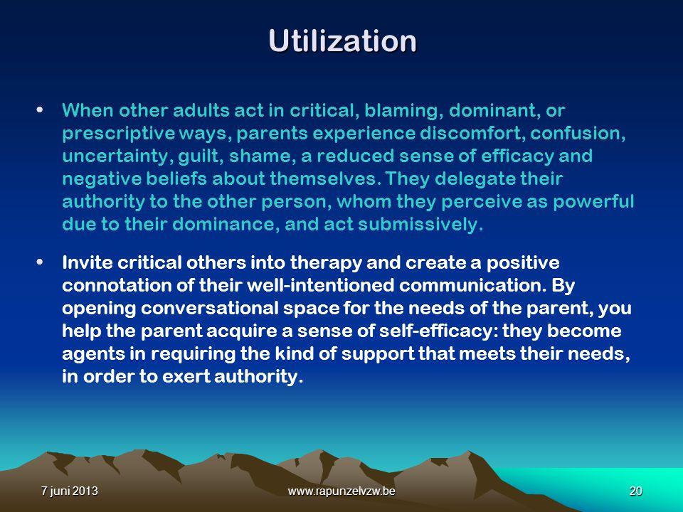Utilization