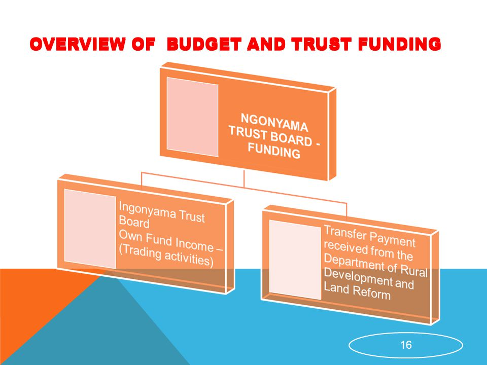 OVERVIEW OF BUDGET AND TRUST FUNDING