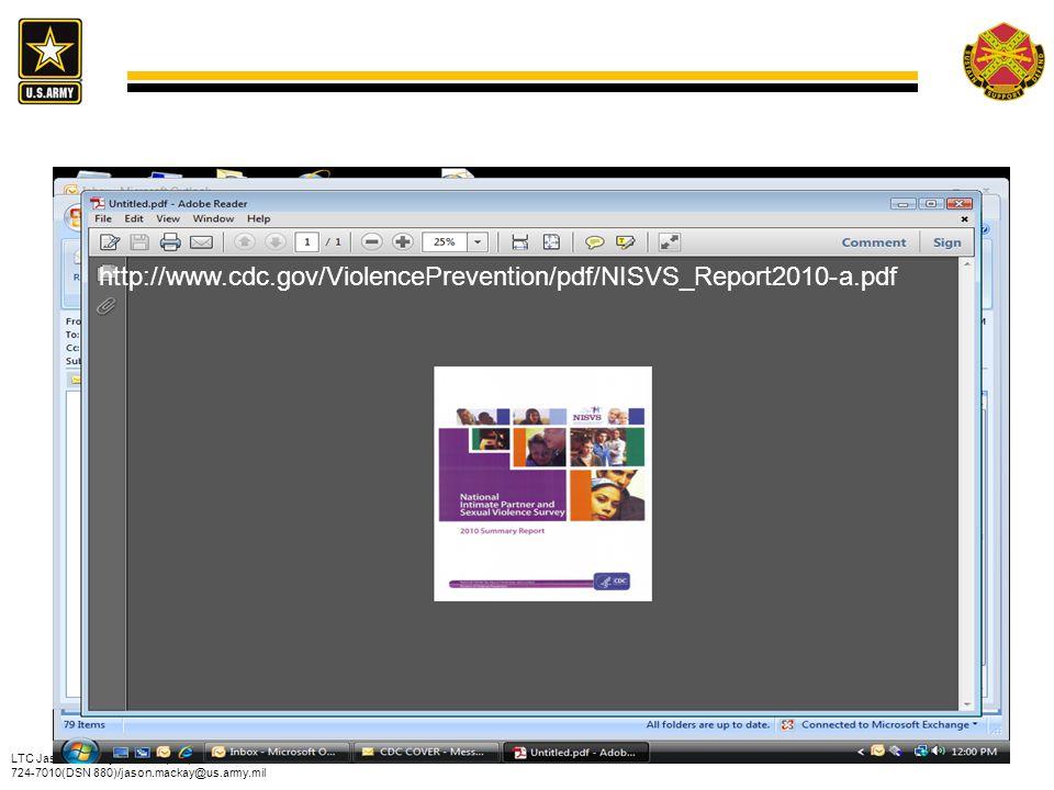 http://www.cdc.gov/ViolencePrevention/pdf/NISVS_Report2010-a.pdf