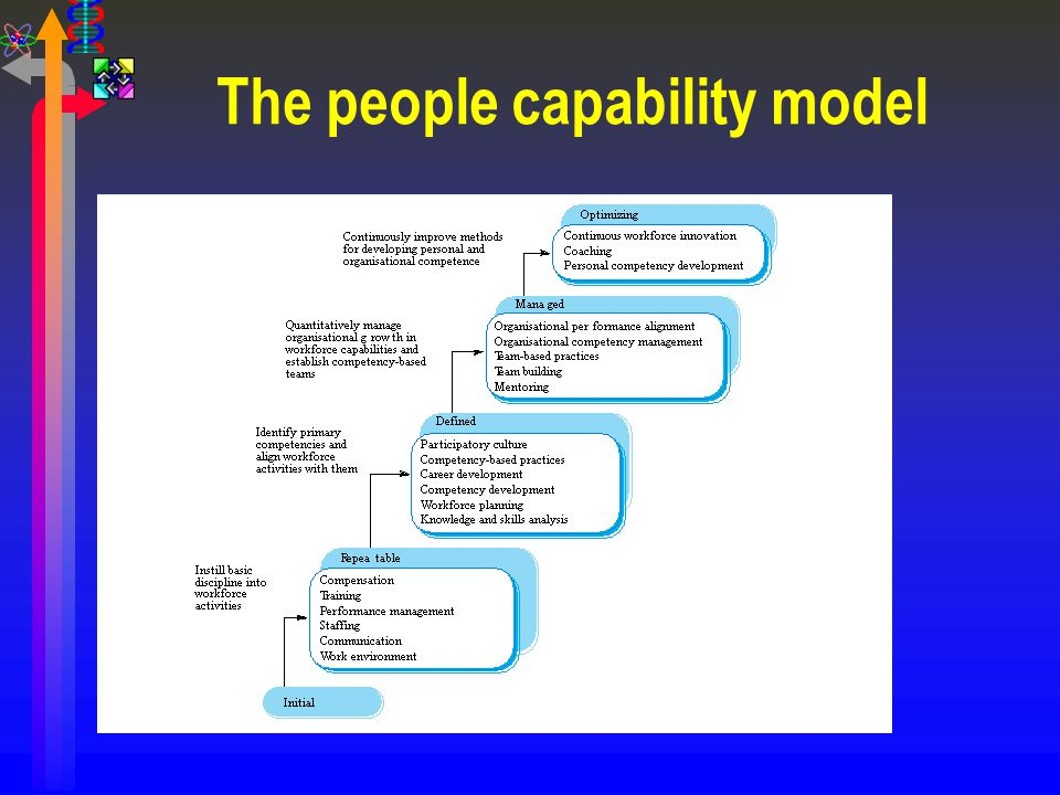 The people capability model