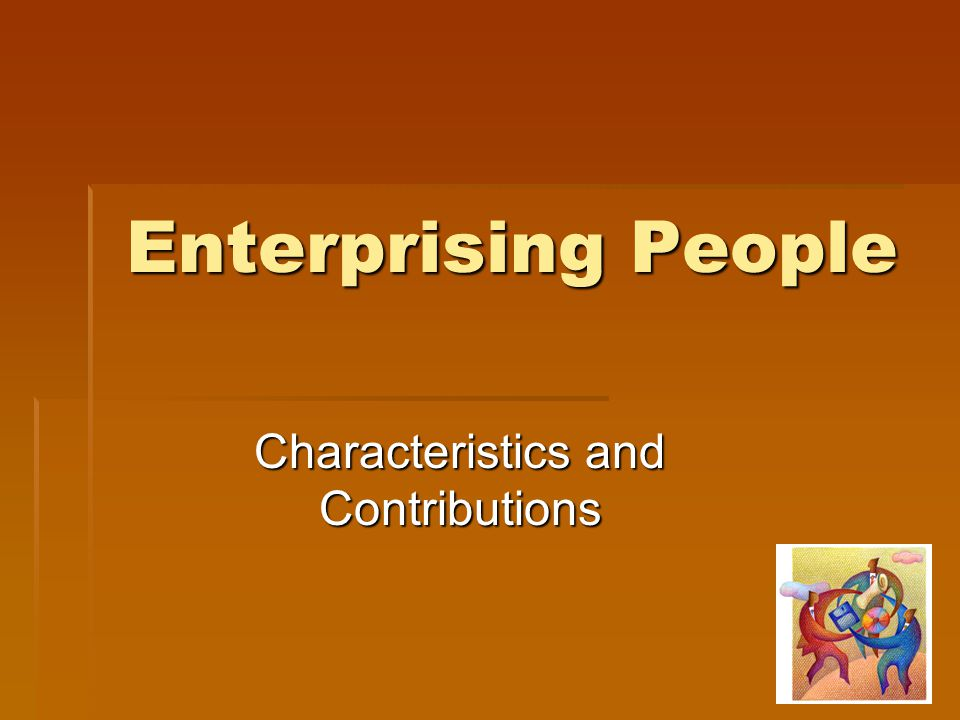 Characteristics and Contributions