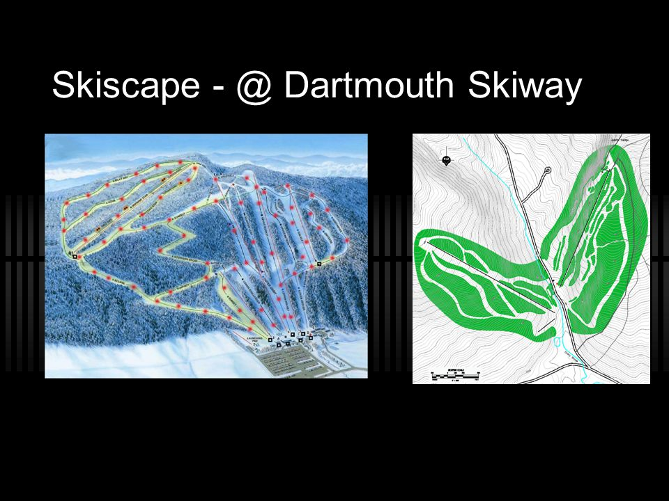 Skiscape - @ Dartmouth Skiway