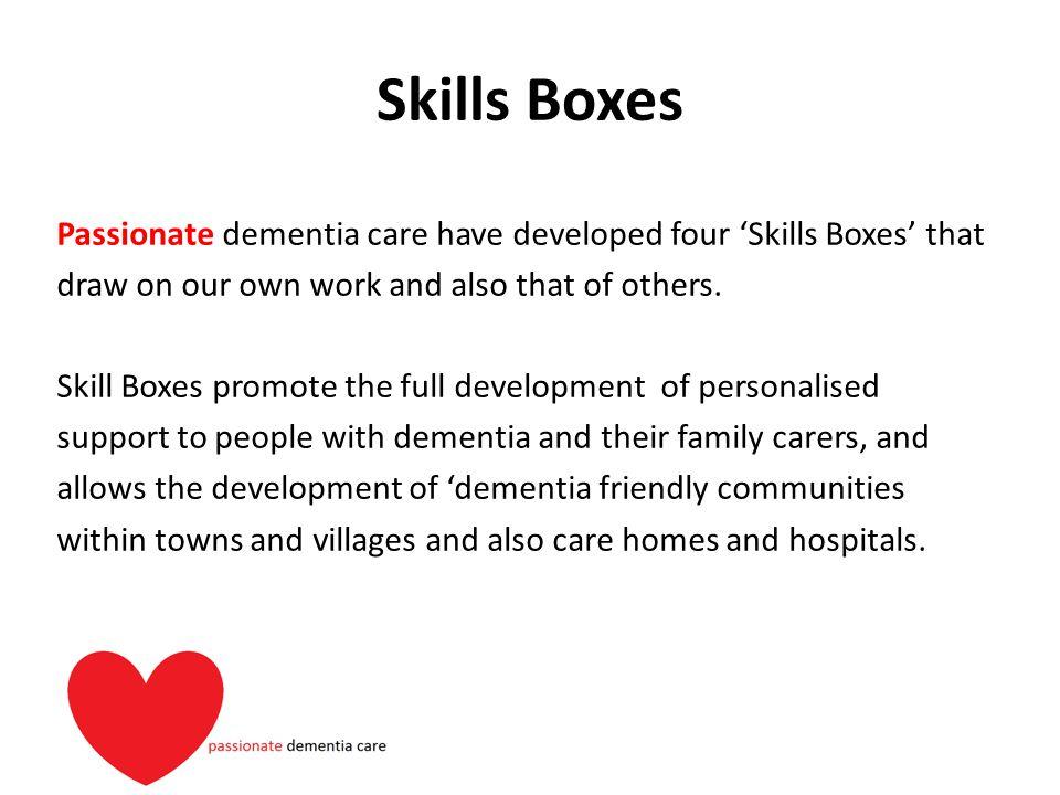 Skills Boxes