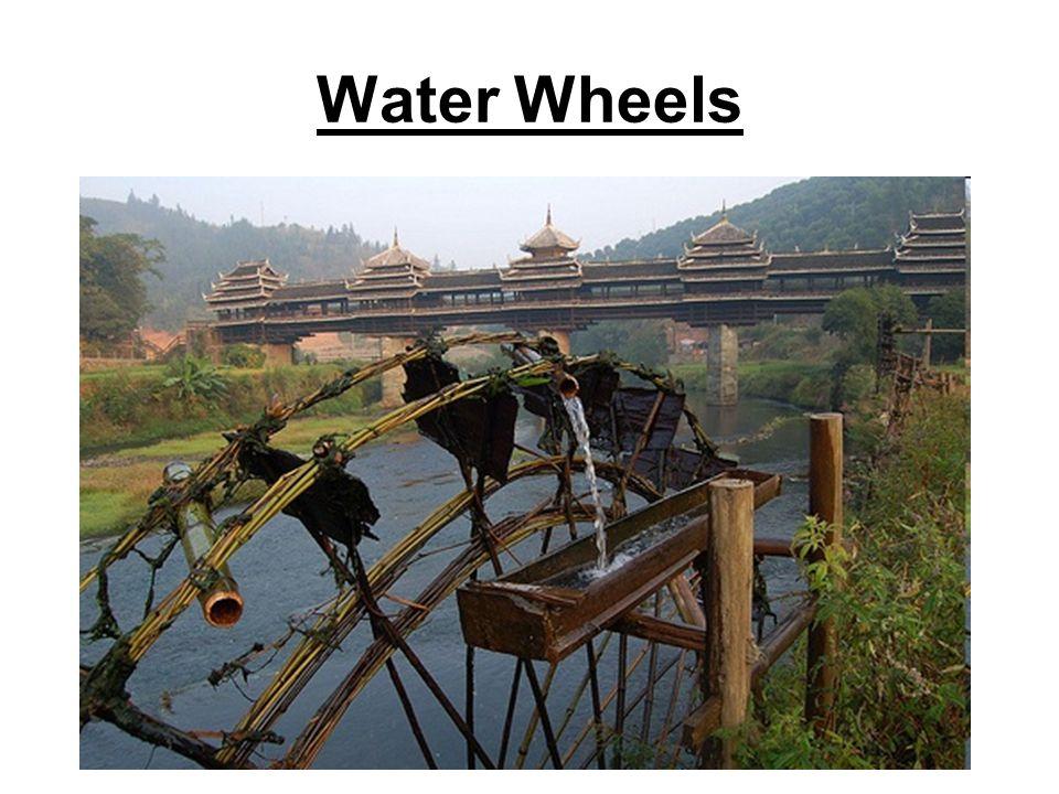 Water Wheels