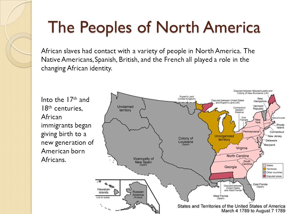 The Peoples of North America