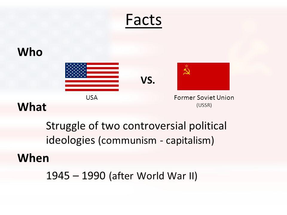 Former Soviet Union (USSR)
