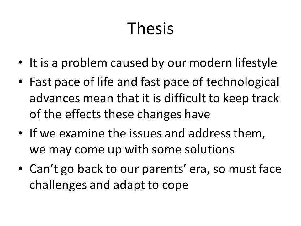 essay on hazards of modern lifestyle The effects of modern using this gadget the researcher had a chance to evaluate what are the effects of this in the life of effects of modern gadgets essay.