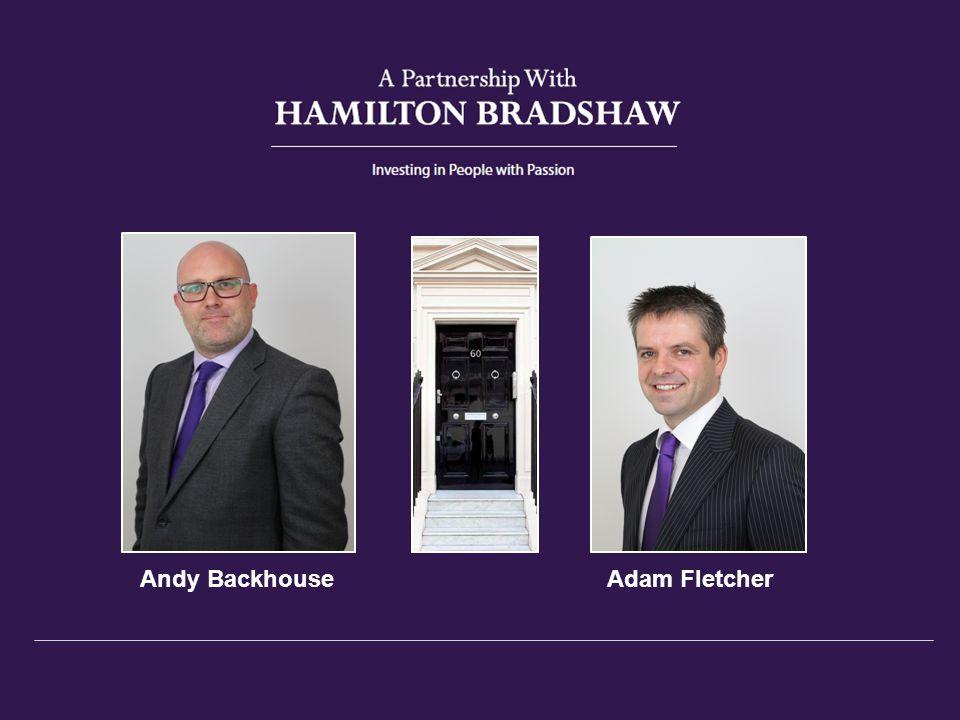 Andy Backhouse Adam Fletcher