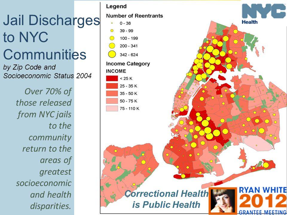 Correctional Health is Public Health