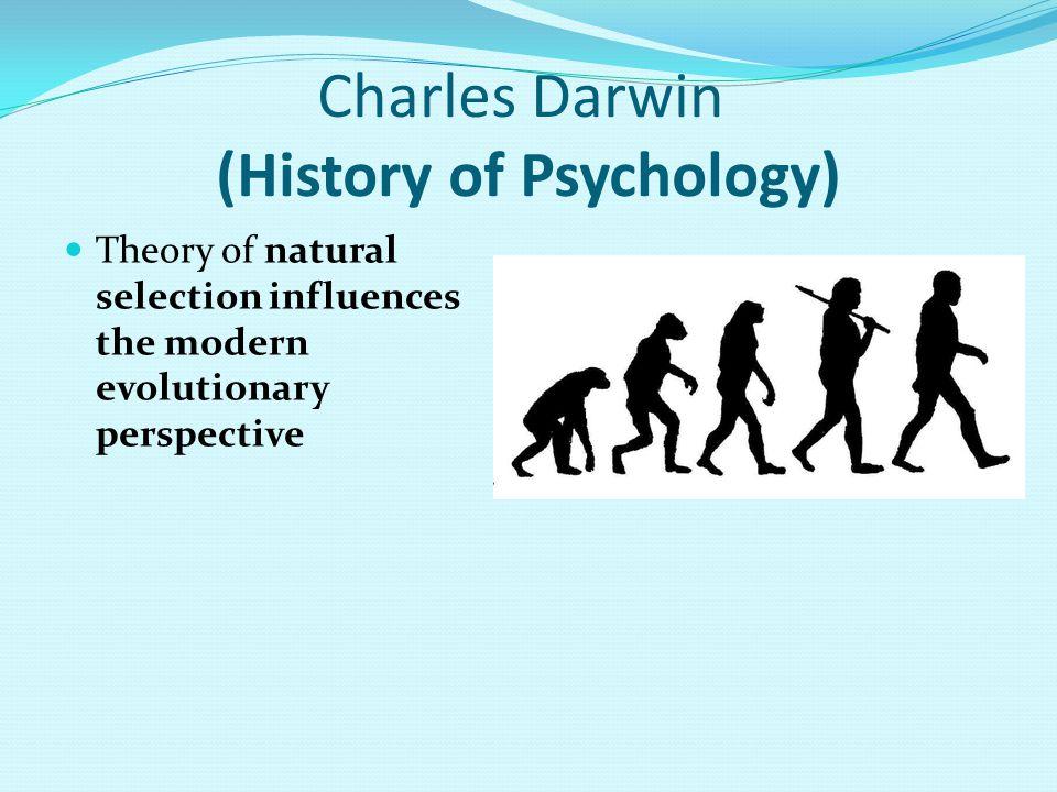 Charles Darwin (History of Psychology)