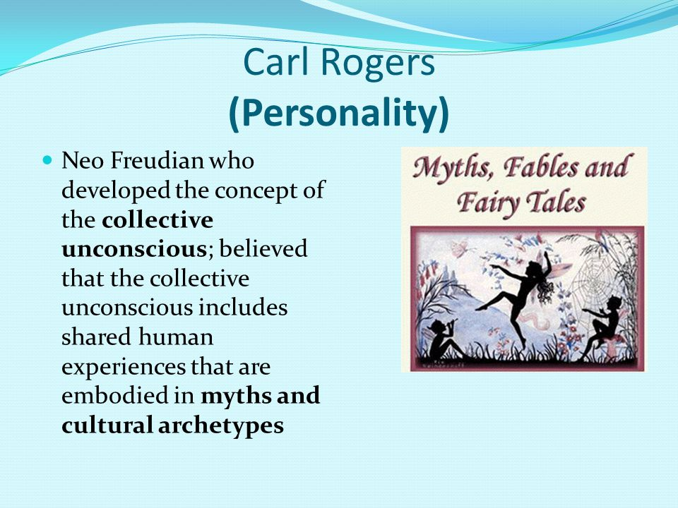 Carl Rogers (Personality)