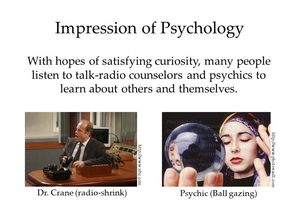 Impression of Psychology