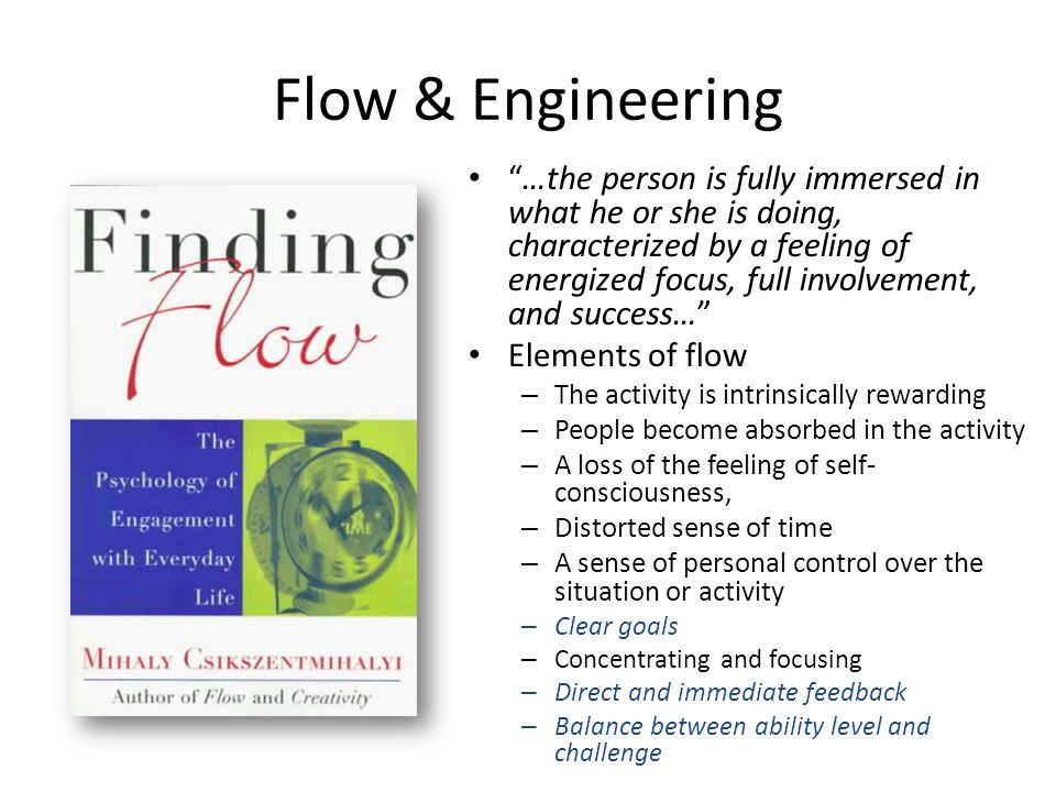 Flow & Engineering