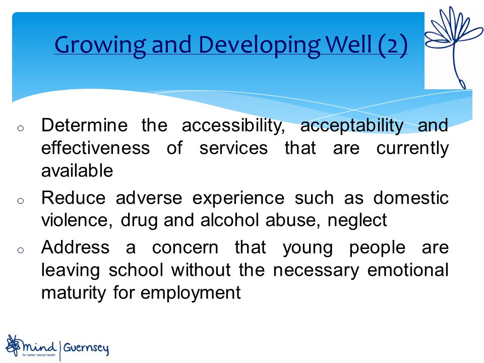 Growing and Developing Well (2)