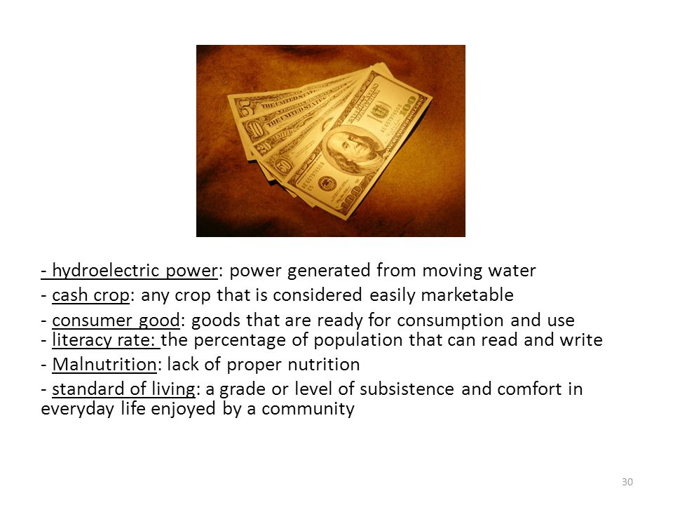 - hydroelectric power: power generated from moving water