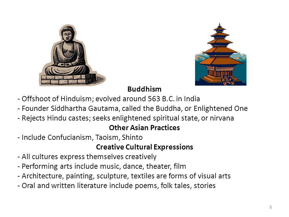 Creative Cultural Expressions