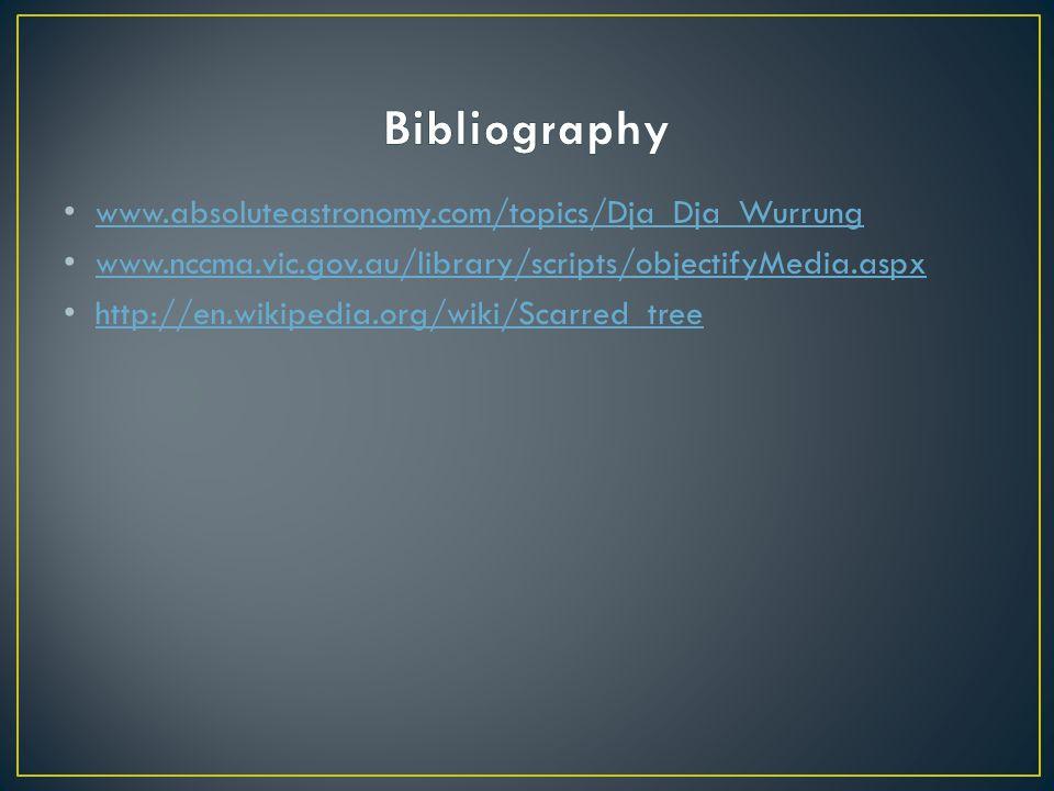 Bibliography www.absoluteastronomy.com/topics/Dja_Dja_Wurrung