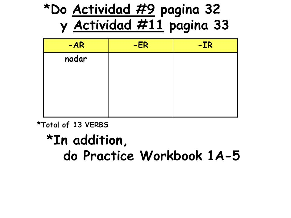 do Practice Workbook 1A-5