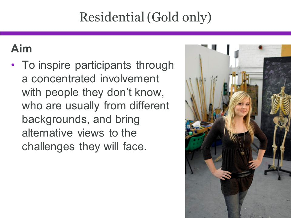 Residential (Gold only)