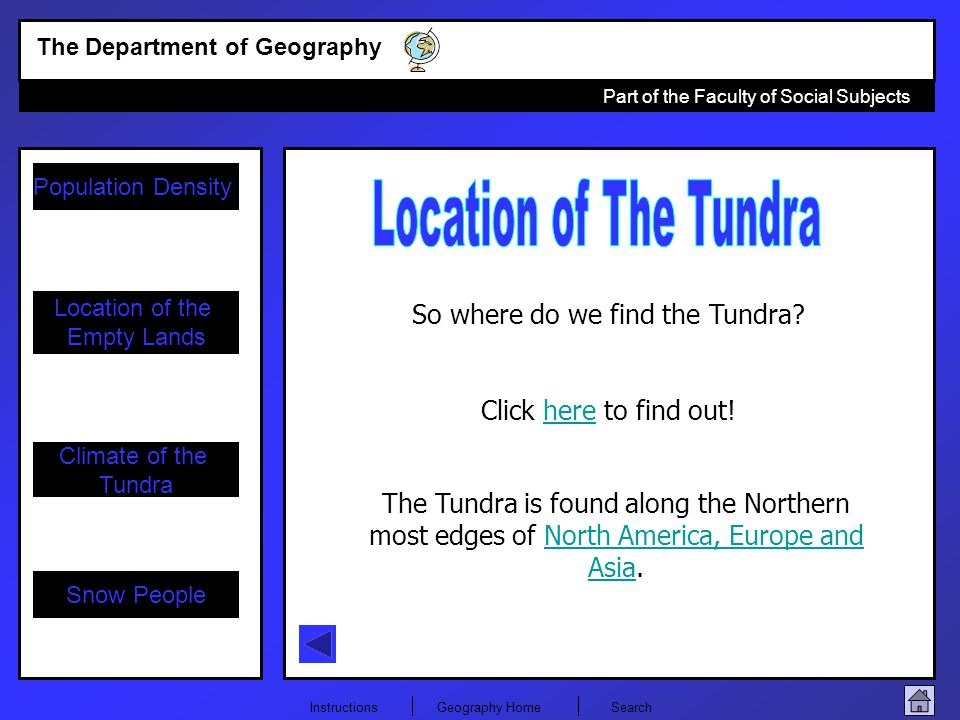 So where do we find the Tundra