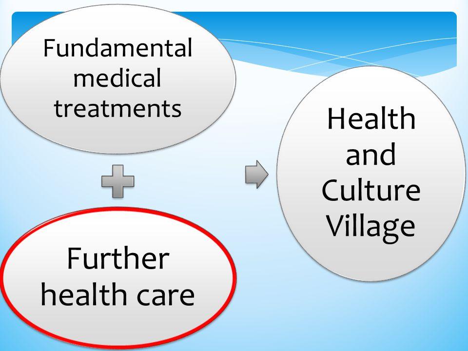 Fundamental medical treatments