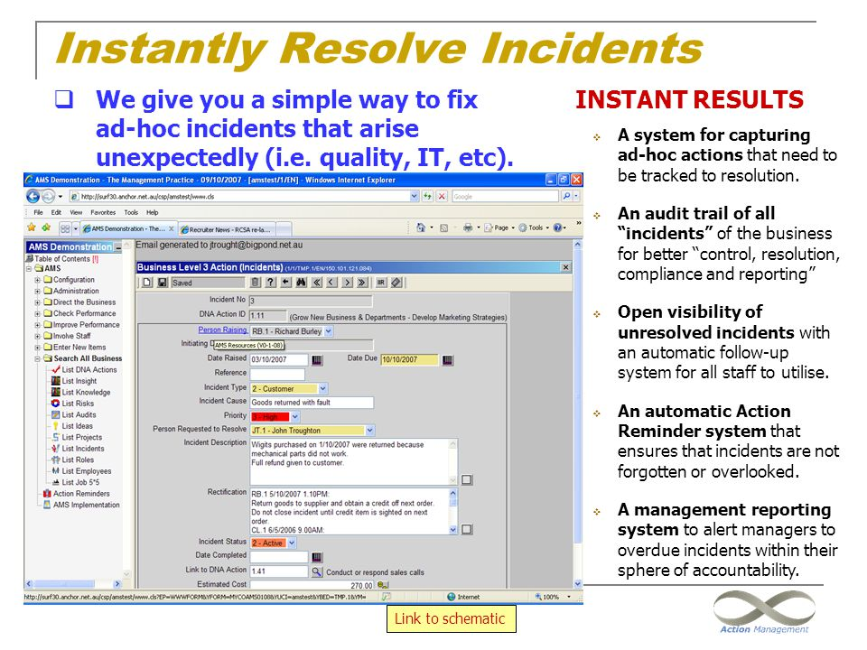Instantly Resolve Incidents