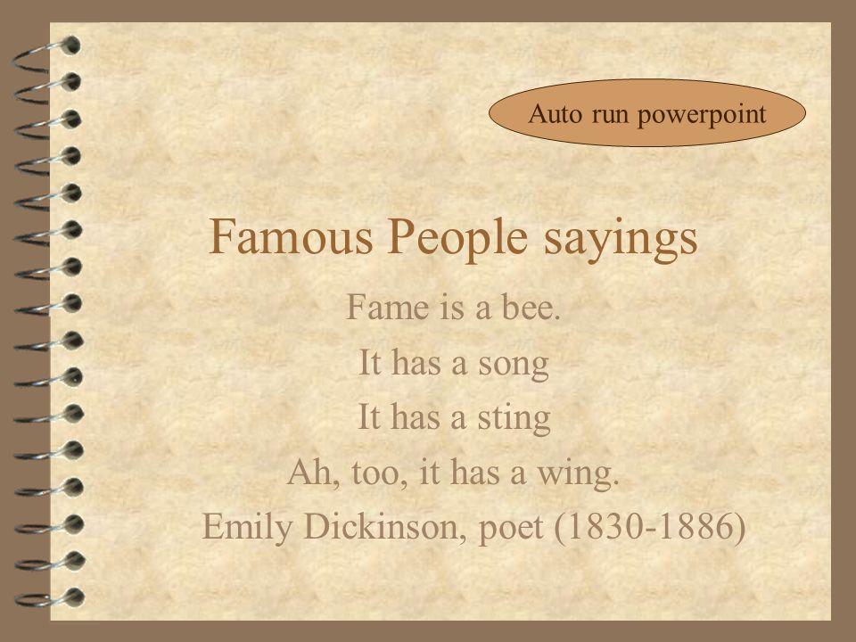 Emily Dickinson, poet (1830-1886)