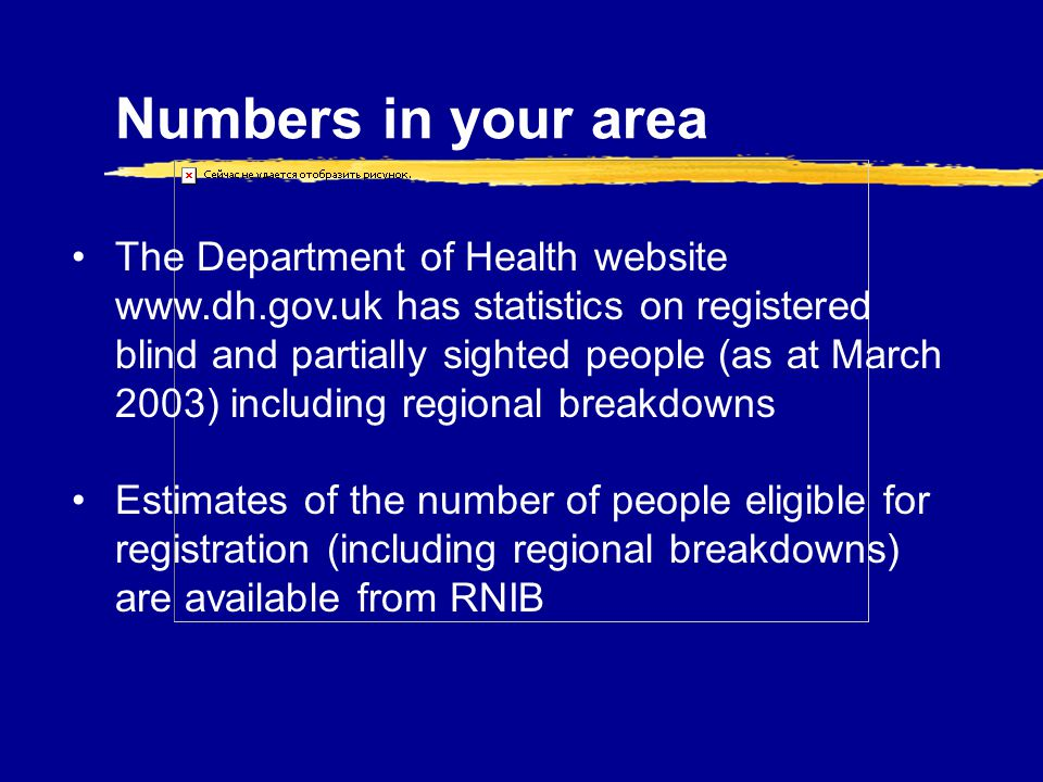 Numbers in your area