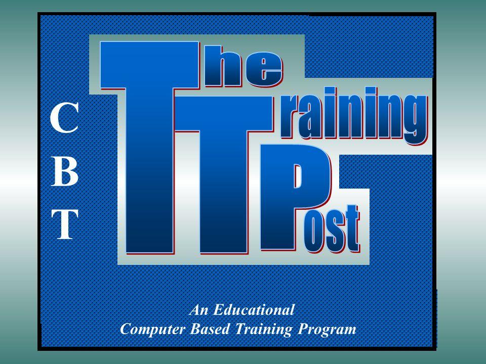 Computer Based Training Program