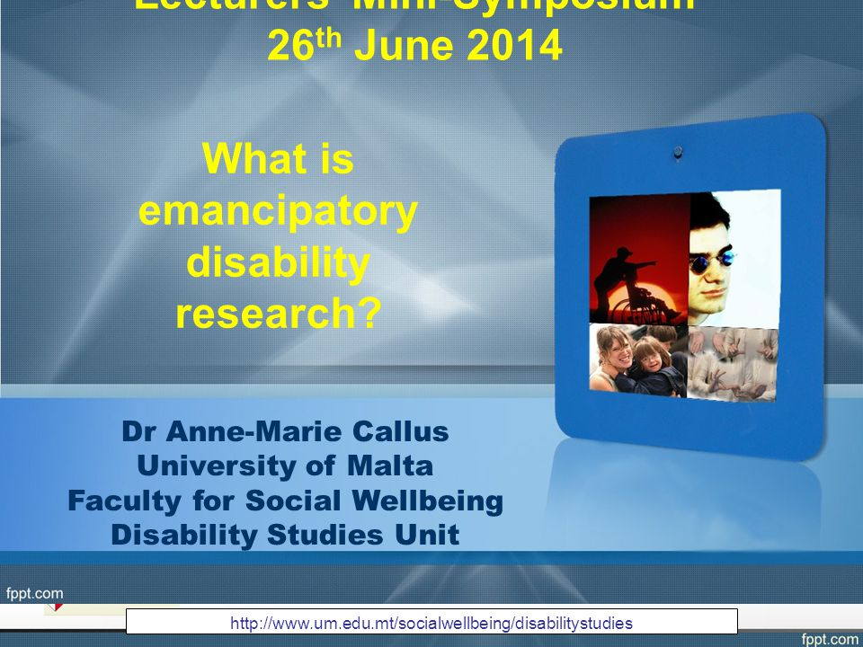 Lecturers' Mini-Symposium 26th June 2014