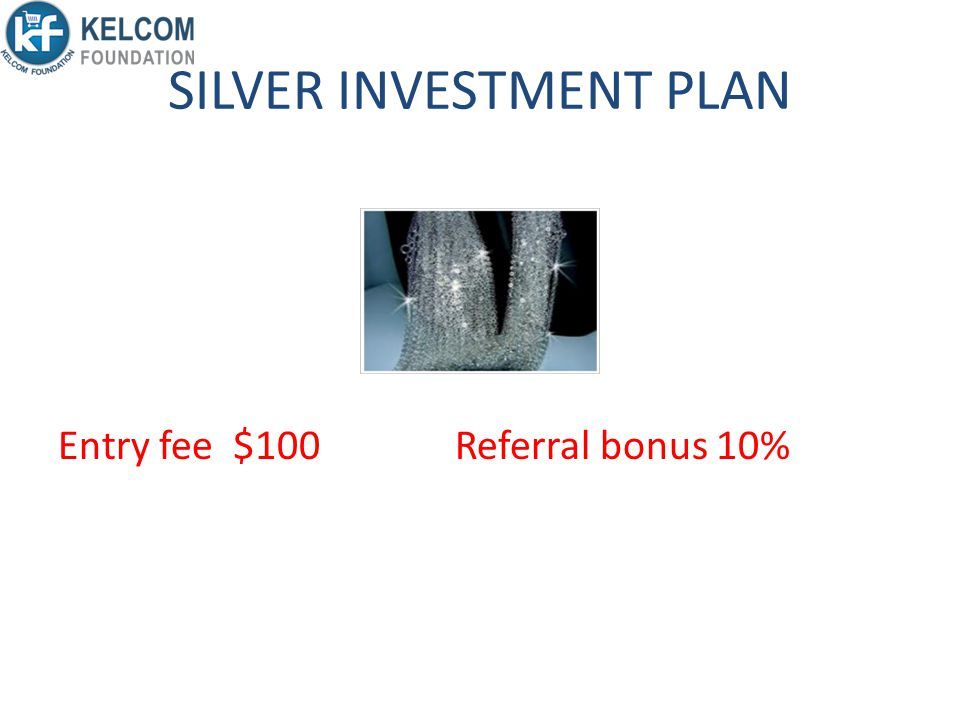 SILVER INVESTMENT PLAN