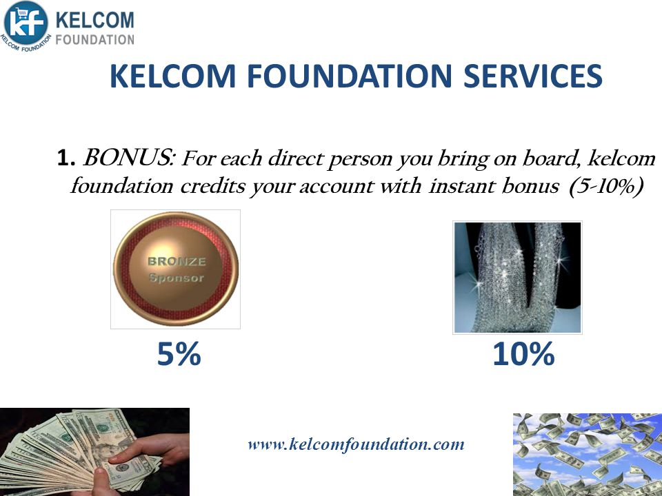 KELCOM FOUNDATION SERVICES 1