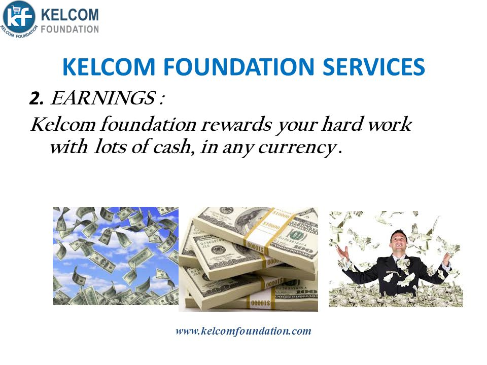 KELCOM FOUNDATION SERVICES