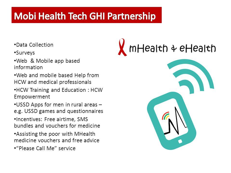 Mobi Health Tech GHI Partnership